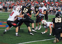 55 (dordtfootball2014) Tags: dordt northwestern
