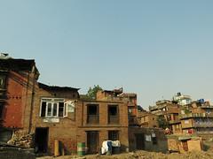 IMG_1168 (Rickard Nilsson) Tags: nepal kathmandu earthquake disaster ruins texture hindu hindi nepalese hinduism