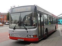 DSCN7630 RJ's of Wem Ltd, Shrewsbury R226 HCD (Skillsbus) Tags: buses coaches wales volvo b10ble wright renown brightonhove gha rjs r226hcd