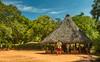 Ultimate Tranquillity!!! (Renji's SnapShots) Tags: auroville pondicherry tamilnadu india nature outdoor travel serene tranquillity sky hut