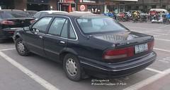 Daewoo Prince 04 China 2016-04-14 (NavDam84) Tags: daewoo prince daewooprince sedan carsinbeijing carsinchina vehiclesinbeijing vehiclesinchina