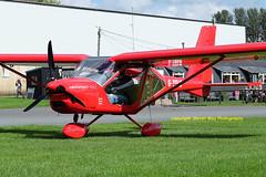G-YOLO Aeroprakt A-22L2 Foxbat (SPRedSteve) Tags: gyolo aeroprakt foxbat a22 a22l2 l2 microlight shobdon