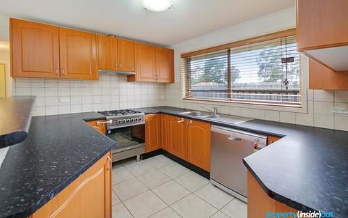 6 Wigmore Grove, Glendenning NSW 2761