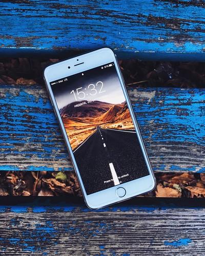 #iPhone #Fall