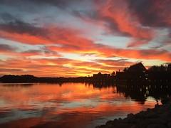 Glorious Sky!! (Thanks for over 2 million views!!) Tags: chadsparkesphotography disneyspolynesianvillageresort sunrise clouds morning lake sevenseaslagoon florida waltdisneyworld disney saariysqualitypictures