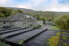 View of Mountain Ash Hospital fromroof