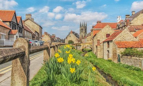 Helmsley North Yorkshire