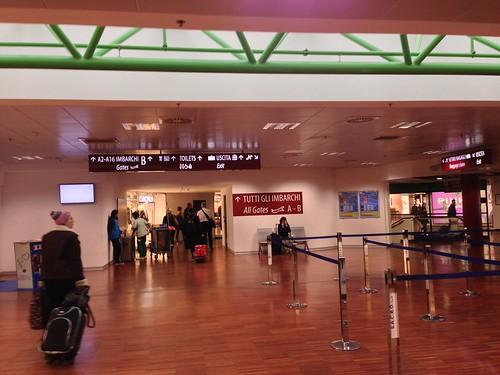 Orio al Serio airport, Bergamo