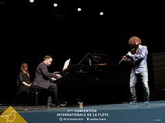 Concert de Carlos Cano et Hernan Milla