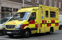 Dublin Fire Brigade / D74 / 151 D 12406 / Mercedes Benz Sprinter / Emergency Ambulance (Nick 999) Tags: dublin fire brigade d74 151 d 12406 mercedes benz sprinter emergency ambulance dfb tallaght station tallaghtfirestation paramedics firefighters dublinfirebrigade delta74 151d12406 mercedesbenzsprinter emergencyambulance