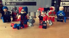 Harley 3/3 (LordAllo) Tags: dc lego batman movie suicide squad harley quinn new 52 jokerland deadshot captain boomerang