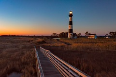 Bodie Dawn (APGougePhotography) Tags: outerbanks obx lighthouse lightroom adobe adobelightroom nik nikcollection colorefexpro color sunrise bodie