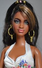 Zaza- SIS Baby Phat Grace Barbie OOAK Repaint by DollAnatomy.com (Gypsy X) Tags: repaintken repaintbarbie dollrepaint ooakbarbie ooakken ooakdoll marineraluna dollanatomy dollsoftheworldbarbie barbiebasicsken17 blackdoll aabarbie africanamericanbarbie muneca munecacubana