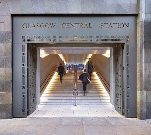 Glasgow Central Station - Refurbishment by Atkins