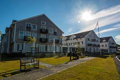 Larkollen - Norway (Leonardo Piccioni) Tags: morning summer sky sun norway landscapes europe estate cielo sole paesaggio norvegia mattina larkollen d7100 nikkor1685 nikonclubit