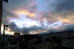 Good morning (JohanMoscosobta) Tags: morning sky cloud clouds skyscape photo colombia bogota good pic amanecer amateur amanece bogot canonistas