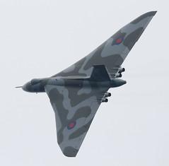 Vulcan 8 20150829 (Steve TB) Tags: canon vulcan dunsfold avro wingsandwheels xh558 eos7dmarkii spiritofgreabritain