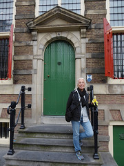 Rembrandt's house - Amsterdam (ashabot) Tags: travel people amsterdam cities artists museums rembrandt swami historicalsites