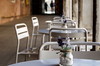 Silences for dinner (Marci's) Tags: venice nikon convento venezia sedie bianco tavolini silences silenzi