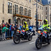 Dutch National Police - BMW motor bikes - Coolsingel - Rotterdam