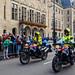 Dutch National Police - BMW motor bikes - Coolsingel - Rotterdam