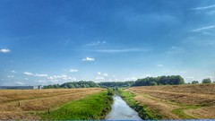 Čazma, Croatia (Janice Tepes | PH) Tags: travel flowers building green church architecture river photography travels croatia historical ricefields travelphotography greenfields cazma čazma lovecroatia visitcroatia yahoo:yourpictures=landscape čezma yahoo:yourpictures=river