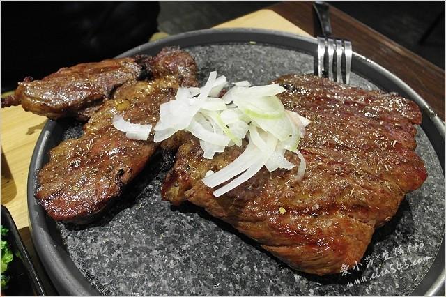【板橋民生路美食】54燒烤牛排(Wu.Steak)@鮮切原味吃得到肉味的燒烤牛排!