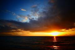 P1030557 - Mare Nostrum (JB Fotofan) Tags: sunset sea sky sun clouds turkey lumix colorful meer sonnenuntergang trkiye himmel wolken panasonic trkei sonne bunt zdere fz1000