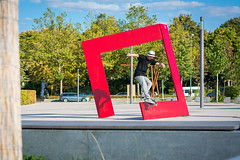 Frontside Feeble (Freeze the action) Tags: skateboarding stuttgart action skate skateboard f3 actionshot fellbach actionphotography feeble actionsport janik skatesession actionpic fsfeeble freezetheaction janiksteiner igorrogowski