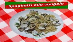 SPAGHETTI ALLE VONGOLE (dadomenico30) Tags: vongole almejas espaguetis salsa de