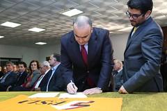 Marco António Costa na Tomada de Posse da Distrital de Leiria