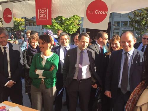 60ème anniversaire du CNOUS-CROUS