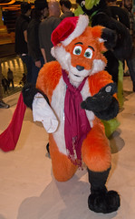 DSC_0025 (Acrufox) Tags: chicago illinois furry midwest december ohare rosemont convention hyatt regency 2014 fursuit furfest fursuiting acrufox mff2014
