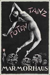 Der Teufel und die Circe, Marmorhaus (STORMZORN) Tags: maiden madchen mortsqueletteskeletonfemmedame fillejeunewomannakedmementomorinuenude erosthanatosdansemacabrecadavercadavreznortcraneskull muertechica todtott tanzdellamorte