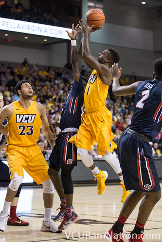 VCU vs. Liberty