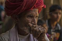 MIA_9589 (yaman ibrahim) Tags: street travel blue sunset woman india man smile kids sunrise lunch photo nikon photographer tea smoke drinks turban smoker pushkar lassi baba chai sadhu d4 traders nikond4 lassiwalla