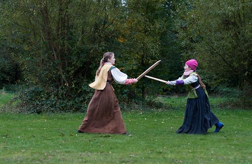 Historisches Spiel Schwerte 2016