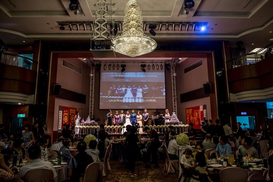 台南婚攝 桂田酒店 婚禮紀錄 G & S 126