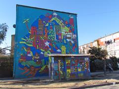 Somos latinos (0_miradas_0) Tags: museo a cielo abierto san miguel museum mural somos latinos wall obra work muralista payo centro cultural center mixart cultura culture sociedad society arte urbano urban art