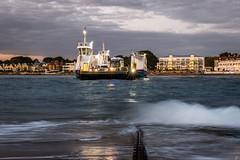Sandbanks ferry (brianmiller006) Tags: sandbanks ferry poole harbour transport