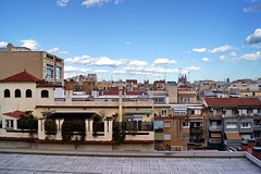 A view of Barcelona (Yuri Rapoport) Tags: sagradafamilia torreagbar casafuster domenechimontaner 2013 barcelona catalonia spain