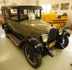 1928 Whippet Model 96 (D70) Tags: 4 cyl lhead 32 hp lowest priced 4door sedan 610 6 770 1928 whippet model 96 antique powerland museum brooks oregon united states caterpillar