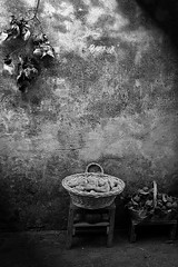 the wall (marcobertarelli) Tags: wall lux lumen light contrast black shadow white still life particular old detail history vintage composition monochrome monochromatic era age