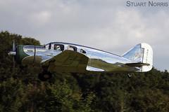 Spartan 7W Executive  NC17633 - Bob Morcom (stu norris) Tags: spartan 7w executive nc17633 bobmorcom oldwarden shuttleworthcollection airshow aviation airplane aircraft vintage classic