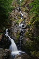 Hardy Falls (rovingmagpie) Tags: washington stevenson hamiltonmountaintrail hardyfalls waterfall falls touregon summer2016