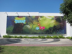 Entertainment, Nickelodeon, Wall Graphic