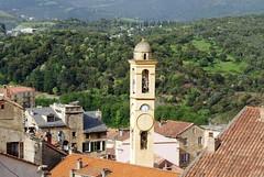 130501 Corse Corte (Balades & Randos) Tags: toits clocher ville corte corse