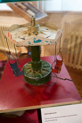 Antique toy merry-go-round (quinet) Tags: 2015 antik berlin germany mittemuseum speilzeug ancien antique jouets toys