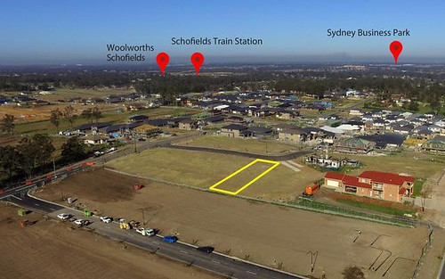 Lot 109/135 St Albans Road, Schofields NSW 2762