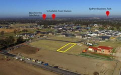 Lot 109/135 St Albans Road, Schofields NSW